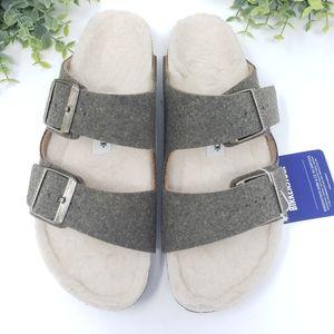Birkenstock Arizona Wool Narrow Fit Sandals